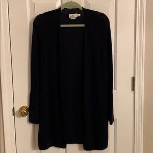 Vineyard Vines Navy Wool/Cashmere Sweater, Size XS
